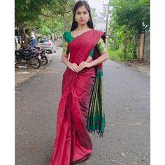 Ur Beautiful, Beautiful Saree, Blouse Designs, Formal Dresses, Red, Instagram, Fashion, Dresses For Formal, Moda