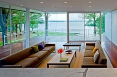 Living Room Living Room Design With Lake View Using Glass Wall Home How to Make Masculine Interior for Male Living Room on a Budget