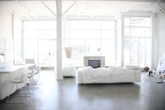 :: MODERN604 :: STUDIO :: GASTOWN :: my all time favourite koret loft and even better the creative studio behind the talent JFC Studio ... adore the home to the inspiring mind of Jocelyn Fortier #modern604 #studio