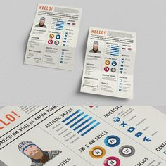Outstanding Resumes Prepossessing 30 Outstanding Resume Designs You Wish You Thought Of