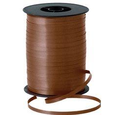 Chocolate Brown Ribbon