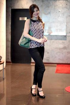 I love Anne Curtis and everything that she wears! This is one of em! :)