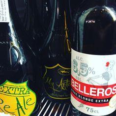 #sharingiscaring #bigbottles #birradelborgo #brasseriedessources #bellerose #stockholmbeer #beerenthusiast