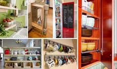 15 Clever DIY Projects to Keep Your Kitchen Organized Every Time - The ART in LIFE