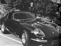 Steve and his Ferrari 1967 275GTB/4