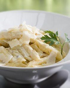 Gorgonzola pasta sauce