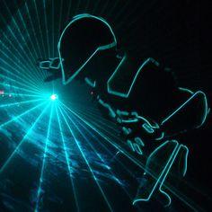Multimedia led and dance show - Danceshow