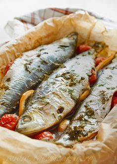 scrumbie la cuptor Fish, Meat, Pisces