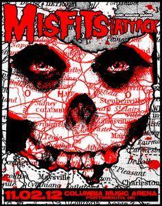 Misfits - Engine House 13