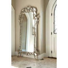 Jessica McClintock Boutique Decorative Floor Mirror $1,050