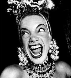 edie new york, well, just crazy and fun!! Carmen Miranda