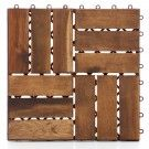 Dala lemn OS001/30 30 x 30 x 2.4 cm