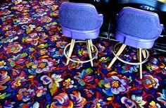Las Vegas carpet.