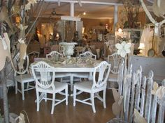 Through the Garden Gate ~ Mechanicsville, Va. ~ truly one of my favorite shops and the best Open House each season