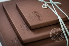 Carina Photographics | Packaging | Business Professional | Professional way to deliver photographs to clients