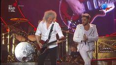 Queen + Adam Lambert HD - Rock in Rio Lisboa 2016 - Tie your mother down...