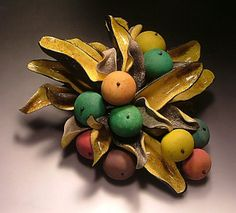 Blossom by JANA ROBERTS BENZON | Polymer Clay Planet