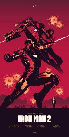 Iron Man 2 is a 2010 American superhero film directed by Jon Favreau. Poster Marvel, Marvel Movie Posters, Poster S, Movie Poster Art, Iron Man Poster, Poster Ideas, Films Marvel, Avengers Movies, Marvel Art