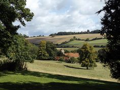 View of Hughenden Church, High Wycombe, Buckinghamshire, 31 August 2014 High Wycombe, August 2014, Condos, Family History, Farm House, Cottages, Scenery, Around The Worlds, British