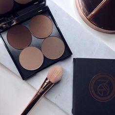Makeup Geek Contour Powders - makeup products - http://amzn.to/2hcyKic
