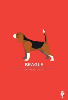 Beagle Art Print by bethany ng | Society6