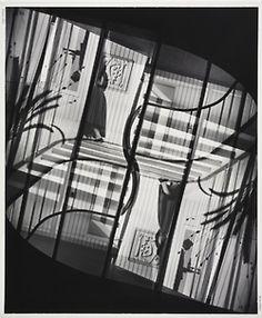 Gropius House, Staircase in Entrance Hall, Lincoln, MA, 1937-38, photo: Robert Damora