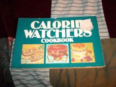 Vintage 1979 Calorie Watchers Paperback Cookbook from Nitty Gritty Productions | eBay