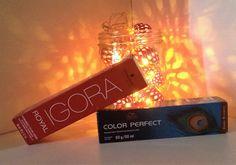 Roberta Arbage: Corrigindo o meu cabelo com wella 6/7 + Igora 0.33...