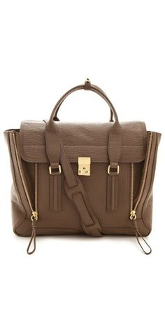 3.1 Phillip Lim Pashli Satchel | available in various colours and materials... love it