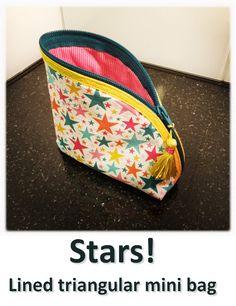Stars! (02) Mini Bag, Coin Purse, Wallet, Purses, Stars, Collection, Handbags, Sterne, Purse