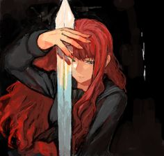 The Twelve Kingdoms Youko fanart The Twelve Kingdoms, Cool Animations, Light Novel, Source Of Inspiration, Picture Quotes, Anime Girls, Amazing Art, Old Things, Comic