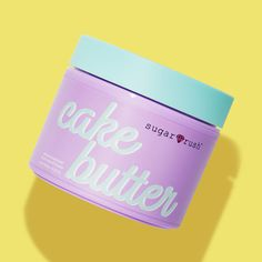 Is Tarte Cruelty-free? Tarte sells makeup, skincare and brushes. They are famous for their shape tape concealer. Best Body Butter, Whipped Body Butter, Shea Butter, Cosmetic Labels, Cosmetic Packaging, Butter Brands, Cruelty Free Makeup, Apple Inc, Sugar Rush