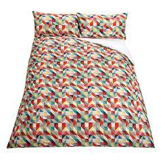 Buy John Lewis Mosaic Bedding Online at johnlewis.com much prefer this
