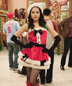 Elizabeth Gillies from 'Victorious' (nickelodeon)!