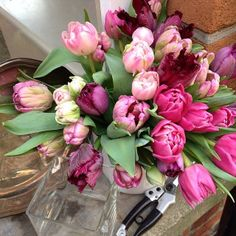 Tulips. Styling and photography © Ingrid Henningsson for Of Spring and Summer