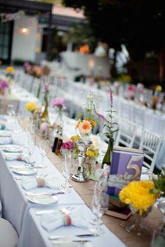 Fresh Palm Springs Wedding