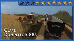 Análisis Claas Dominator 88s #FS17