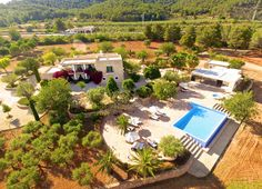 Rustic Chic Villa Ibiza Santa Eulalia Eivissa Holiday Villas
