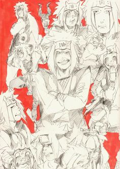NARUTOまとめた7 | じゃんぷ [pixiv] Posted with permission. All the credit goes to…