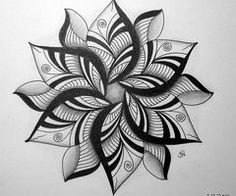 lotus mandala tattoo | lotus tattoo idea?! | TATTOOS | Pinterest