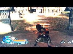 Tenchu Z gameplay on Xbox 360 Stealth Kills Rampage Killing Spree on Hard Mode