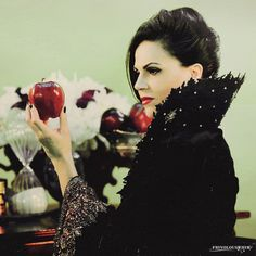 Once Upon a Time S3 Finale - Evil Queen❤️