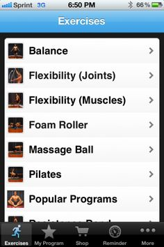 Physioadvisor is an app for carrying out physical therapy exercises at home | iMedicalApps