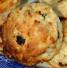 Date Scones - These scones are so delicious and tender. They are a delicious treat any time of the day.