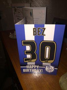 Sheffield Wednesday Fc, Happy Birthday, Happy Brithday, Urari La Multi Ani, Happy B Day