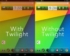 Tech Tip: Twilight for Android | Scribbles & Musings