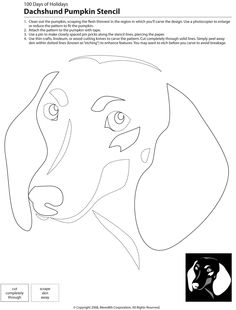 Dogs, Cats, and Other Pets Stencil Animal, Dog Stencil, Pumpkin Stencil, Skull Stencil, Halloween Stencils, Dog Quilts, Animal Quilts, Halloween Pumpkins, Halloween Crafts