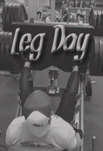 Leg Day: Fit4mation