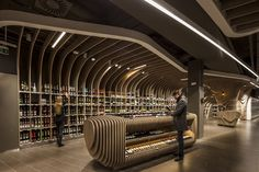 Spar supermarket flagship store by LAB5 architects, Budapest – Hungary » Retail Design Blog