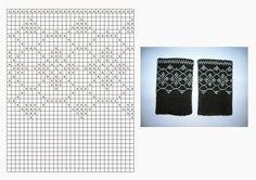 Kadangi jau rašiau apie riešines, jų istoriją ir pateikiau pradžiamokslį, tai šįkart surinkau pluoštą riešinių schemų ir nuotraukų. Atkrei... Knitted Mittens Pattern, Loom Knitting Patterns, Knit Mittens, Knitting Stitches, Hand Knitting, Stitch Patterns, Knitting Tutorials, Hat Patterns, Wrist Warmers